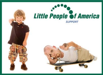 LITTLE PEOPLE OF AMERICA POSTER