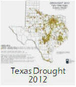 Texas Drought 2012