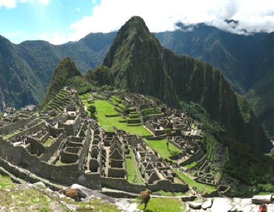 "Machu Picchu - A stunning 4 gigapixel view from ""The Lost City of the Incas,"" taken by photographer Kyle Porter"